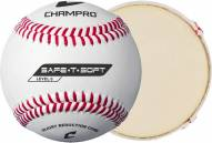 Champro Safe-T Soft Level 5 Tee Ball Baseballs