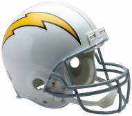 Riddell San Diego Chargers 1961-73 Authentic Throwback NFL Football Helmet - Full Size