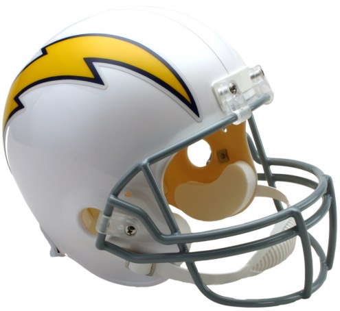 Riddell San Diego Chargers 1961-73 Deluxe Collectible Throwback NFL Football Helmet