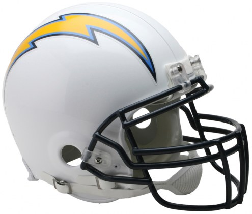 Riddell San Diego Chargers Authentic VSR4 NFL Football Helmet
