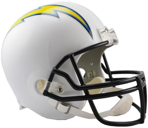 Riddell San Diego Chargers Deluxe Collectible NFL Football Helmet