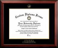 Charleston Cougars Gold Embossed Diploma Frame