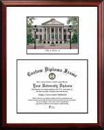 Charleston Cougars Scholar Diploma Frame
