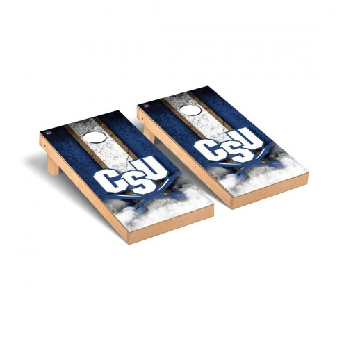 Charleston Southern Buccaneers Mini Cornhole Set