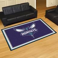 Charlotte Hornets 5' x 8' Area Rug