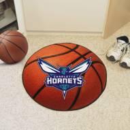 Charlotte Hornets Basketball Mat