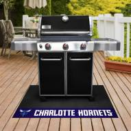 Charlotte Hornets Grill Mat