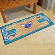 Charlotte Hornets NBA Court Runner Rug