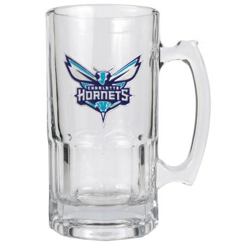 Charlotte Hornets NBA 1 Liter Glass Macho Mug