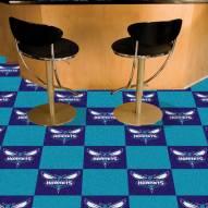 Charlotte Hornets Team Carpet Tiles