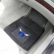 Charlotte Hornets Vinyl 2-Piece Car Floor Mats