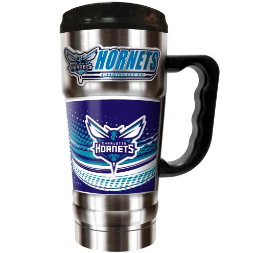 Charlotte Hornets 20 oz. Champ Travel Mug