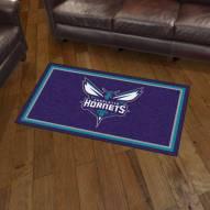 Charlotte Hornets 3' x 5' Area Rug