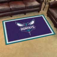 Charlotte Hornets 4' x 6' Area Rug