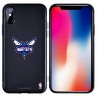 Charlotte Hornets Fan Brander Slim iPhone Case