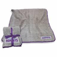 Charlotte Hornets Frosty Fleece Blanket