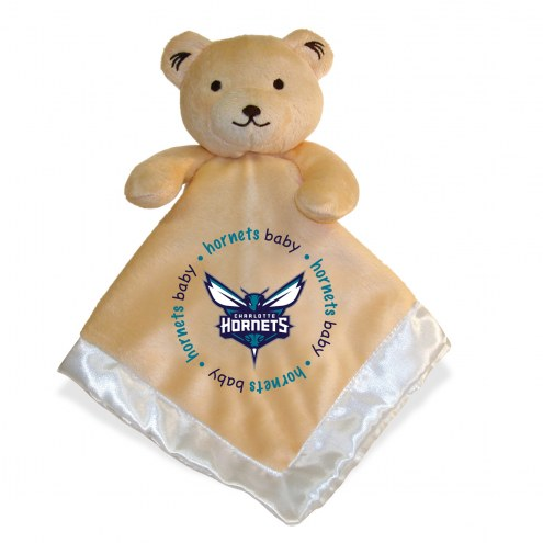 Charlotte Hornets Infant Bear Security Blanket
