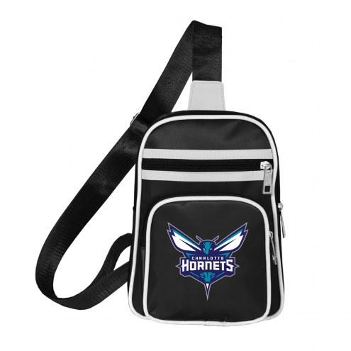 Charlotte Hornets Mini Cross Sling Bag
