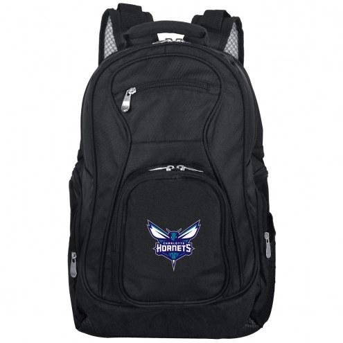 Charlotte Hornets Laptop Travel Backpack