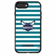 Charlotte Hornets OtterBox iPhone 8 Plus/7 Plus Symmetry Stripes Case