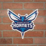 Charlotte Hornets Outdoor Logo Graphic