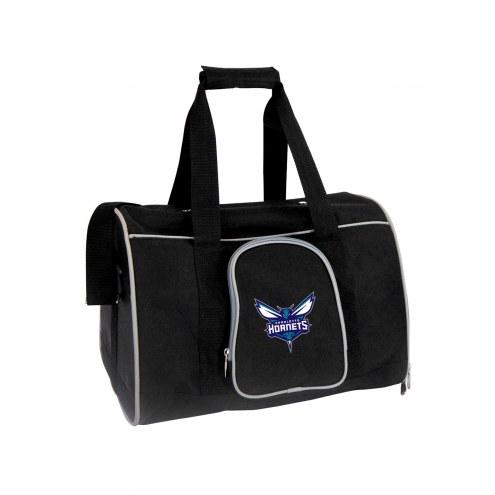 Charlotte Hornets Premium Pet Carrier Bag