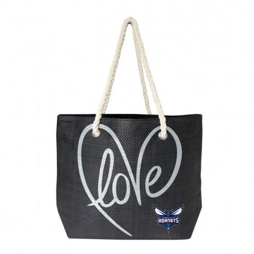 Charlotte Hornets Rope Tote