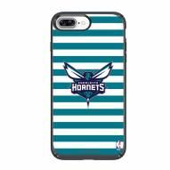 Charlotte Hornets Speck iPhone 8 Plus/7 Plus Presidio Stripes Case