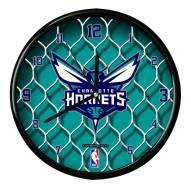 Charlotte Hornets Team Net Clock