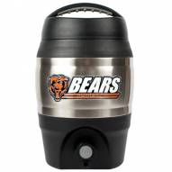 Chicago Bears 1 Gallon Beverage Dispenser