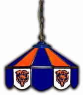 "Chicago Bears 14"" Glass Pub Lamp"