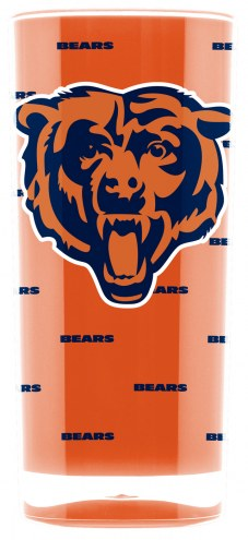 Chicago Bears 16 oz. Insulated Acrylic Square Tumbler