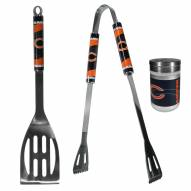 Chicago Bears 2 Piece BBQ Set with Season Shaker