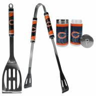 Chicago Bears 2 Piece BBQ Set with Tailgate Salt & Pepper Shakers
