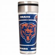 Chicago Bears 22 oz. Hi Def Travel Tumbler