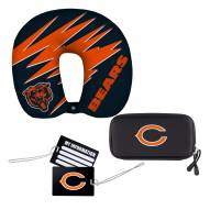 Chicago Bears 4 Piece Travel Set