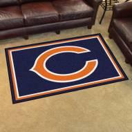 Chicago Bears 4' x 6' Area Rug