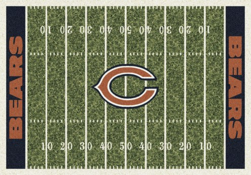 Chicago Bears 4' x 6' NFL Home Field Area Rug