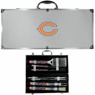 Chicago Bears 8 Piece Tailgater BBQ Set