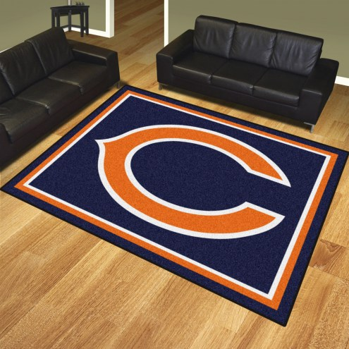 Chicago Bears 8' x 10' Area Rug