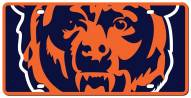 Chicago Bears Acrylic Mega License Plate