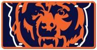 Chicago Bears Acrylic Mega License Plate