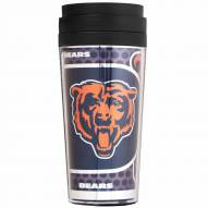Chicago Bears Acrylic Travel Tumbler