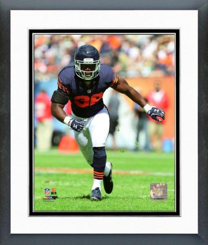 Chicago Bears Adrian Amos Action Framed Photo