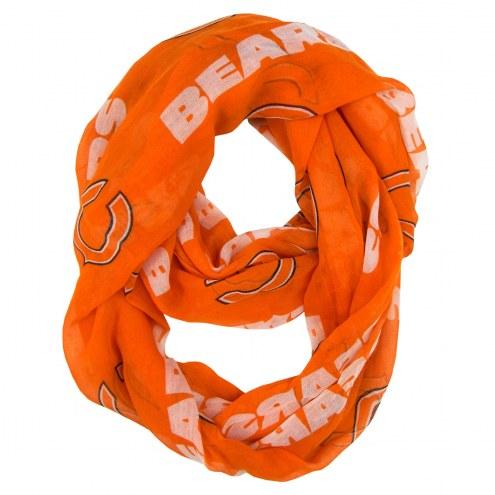 Chicago Bears Alternate Sheer Infinity Scarf