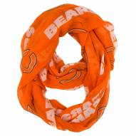 Chicago Bears Alternate Sheer Infinity Scarf