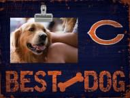 Chicago Bears Best Dog Clip Frame