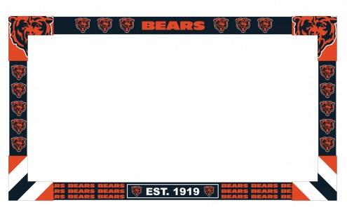 Chicago Bears Big Game Monitor Frame