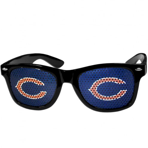 Chicago Bears Black Game Day Shades