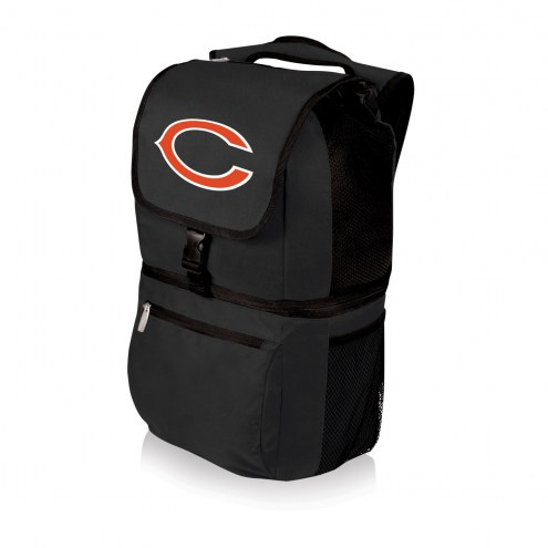 Chicago Bears Black Zuma Cooler Backpack